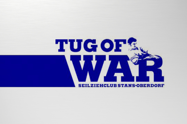 Spenglerei Odermatt Logo Verein Tug Of War Stans